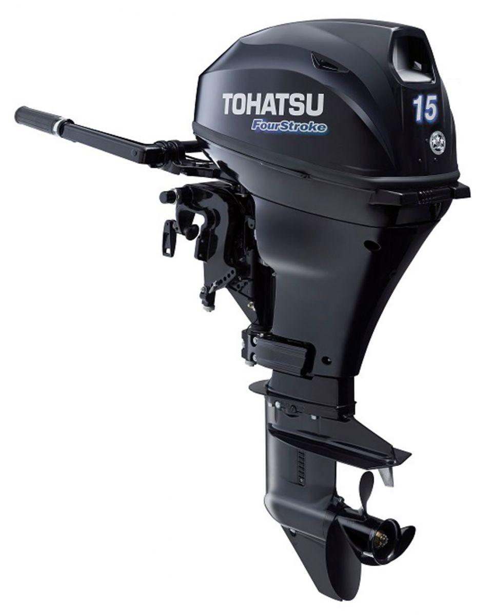 Tohatsu MFS 15D