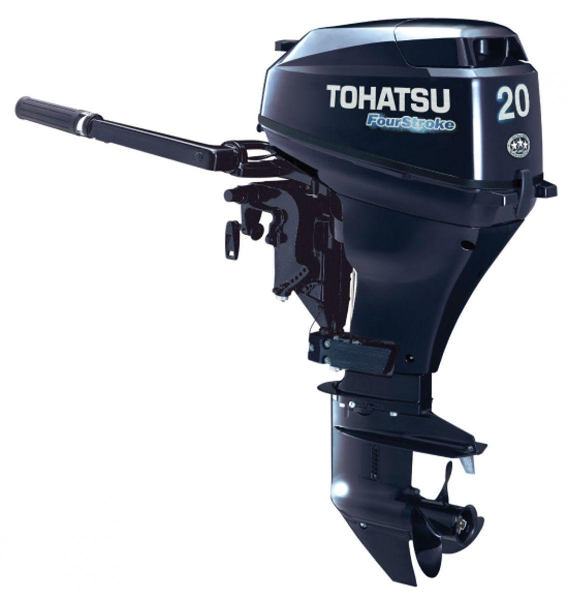 Tohatsu MFS 20C